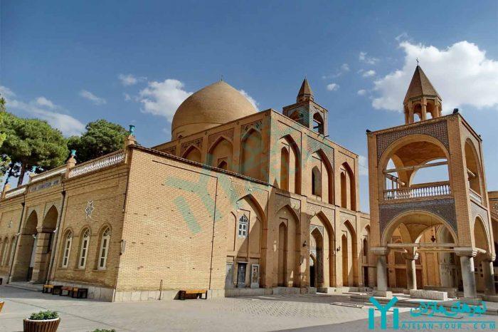 تور محله جلفا اصفهان