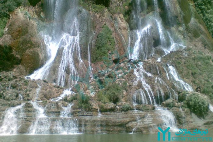 تور لرستان و سرزمین آبشارها