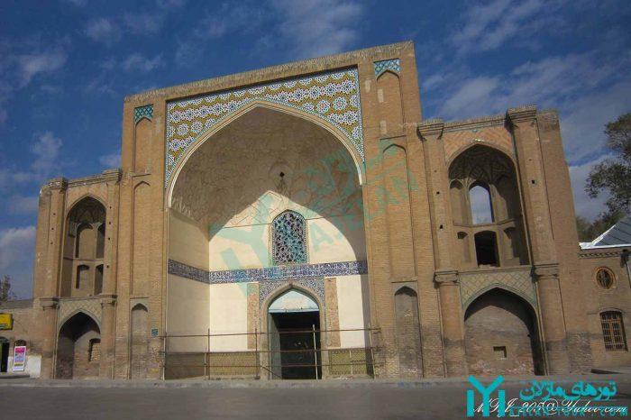 تور شهر قزوین ، اصفهان کوچک