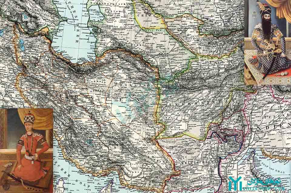 تحولات سیاسی و اجتماعی دوره قاجار