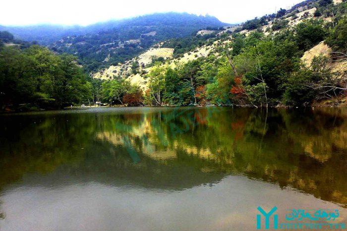 تور دریاچه شورمست ، از قدیمی ترین دریاچه های جهان