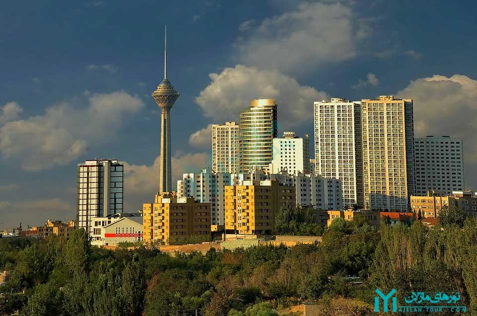سازمان توسعه گردشگری شهر تهران