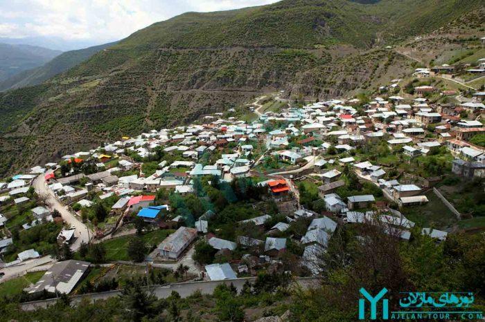 تور روستای آلاشت ، زادگاه رضاشاه پهلوی