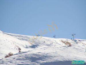 پیست اسکی خور ، طولانی ترین پیست اسکی ایران
