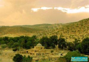 تنگ خرقه (دره خرقه) فیروزآباد