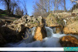 چشمه تنگ خرقه ، روستای احمد آباد ، شهر فیروزآباد ، استان فارس