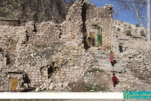 قلعه خرقه ، روستای احمد آباد ، شهر فیروزآباد استان فارس