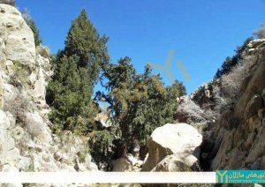 کوه خرقه ، منطقه خرقه، روستای احمدآباد ، شهر فیروزآباد استان فارس