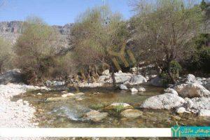 چشمه تنگ خرقه ، منطقه خرقه ، روستای احمد آباد ، شهر فیروزآباد ، استان فارس