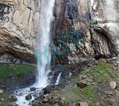 آبشار خور البرز