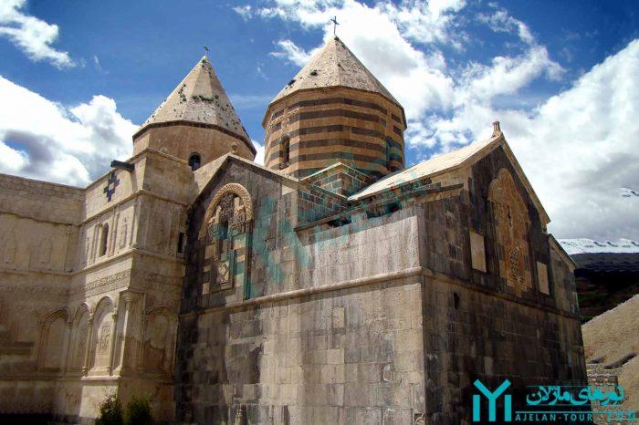 تور ماکو و قره کلیسا ، قدیمیترین کلیسای جهان