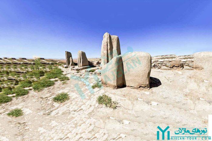 تور نقده و دیزج ، روستایی بهشتی