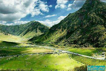 منطقه شکار ممنوع دره قاسملو (خان دره سی) - تور اشنویه و پیرانشهر