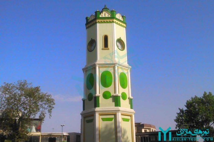 تور قائمشهر و ساری ، اولین پایتخت قاجاریه