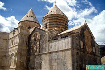 تور قره کلیسا (کلیسای طاووس یا تادئوس مقدس)