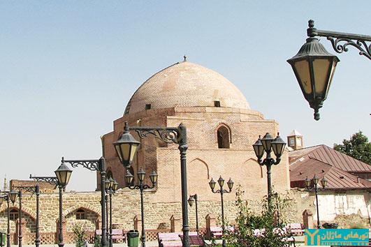مسجد جامع ارومیه (مسجد رضاییه)