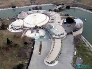 کاخ مروارید ( کاخ شمس ) - گردشگری کرج