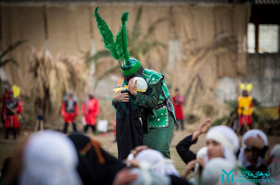 عزاداری محرم در شهرهای مختلف ایران