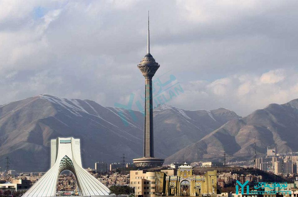 بزرگداشت روز ملی تهران در باغ ملی
