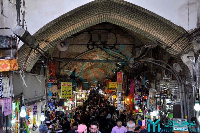 تور بازار تهران