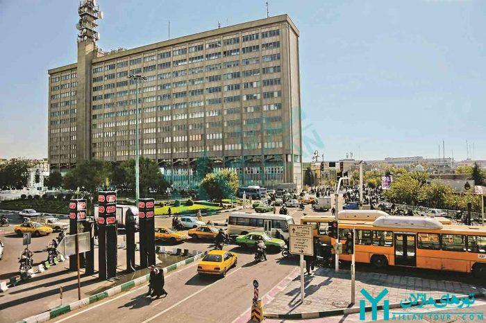 تور میدان امام خمینی ، توپخانه سابق