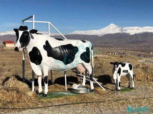 مزرعه خورشید - سوار بر حیوانات مجازی مزرعه