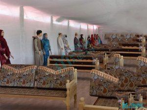 مزرعه خورشید - سالن اجتماعات
