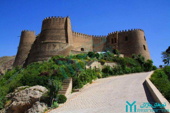 تور شهر خرم آباد
